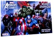 Marvel Avengers Giant Colouring Book