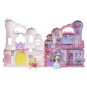 Disney Princess Little Kingdom Play 'n Carry Castle Playset - Cinderella
