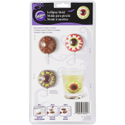 Lollipop Mould-4 Cavity Large Eyeball