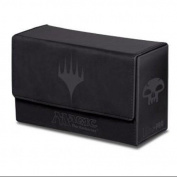 Dual Flip Box Black Mana For Magic