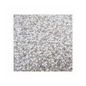 800 Crimp Beads - 3mm Shiny Silver Plated Lead Free Alloy Beads, New, Free Shipp