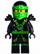 Lego Ninjago Deepstone Minifigure - Lloyd Airjitzu With Armour