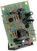 Velleman MK105 Signal Generator Kit, 1kHz Fixed Frequency