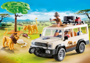 Playmobil 6798 Safari Truck With Lions / Animals / Sealed