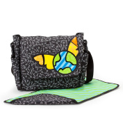 Gund Baby Britto Bebe From Enesco Nappy Messenger Bag, 27cm Discontinued By