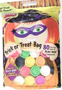 Play Doh Halloween Trick or Treat Bag with 80 Fun Size Cans 25ml each