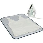 Checkys Deals Travel Arts And Crafts Triple Layer Silver Silicone Ironing Mat Wi