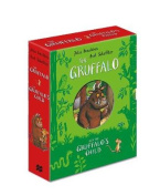 The Gruffalo And The Gruffalo's Child By Julia Donaldson
