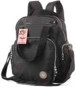 Lamarbabycare - Multi Function Waterproof Nappy Bag - Back Pack Adjustable & ...