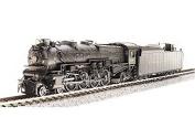 Broadway Limited N Scale M1b 4-8-2 Steam Locomotive Prr #6704 Dc Dcc Sound 3076