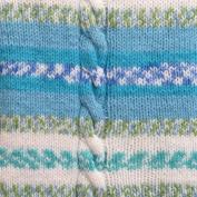 Mary Maxim Baby Blankie Yarn - Bluebells