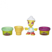 Play-doh Town Ice Cream Girl