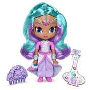Fisher-price Shimmer And Shine * Princess Samira Doll New