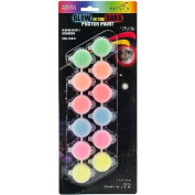 """washable Poster Paint Pots 70ml-glow-in"
