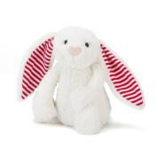 Jellycat Bashful Bunny Candy Stripe Large