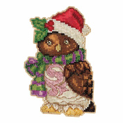Mill Hill Jim Shore Counted Cross Stitch Ornament Kit - Js20-1616 - Owl