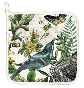 Michel Design Kitchen Cooking Baking Oven Mitt Or Potholder Into The Woods 272