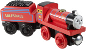 Fisher-price Thomas The Train Wooden Railway Mike Train New