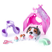 Chubby Puppies Tent Playset Toy