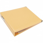 We R Classic Leather D-ring Album 30cm x 30cm -butter