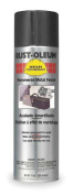 Rust-oleum 209590 Spray Paint, Metal Black, 440ml