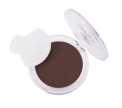 Fidentia Hair Shader root touch up, hairloss concealer and grey cover powder, 12g medium brown