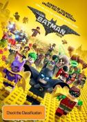 LEGO Batman The Movie DVD  [Region 4]