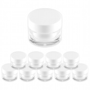 Empty cans Cosmetic model Beauty Style, 5 ml, 15 ml - 50 ml 10x 5ml