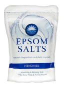 SIX PACKS of Elysium Spa Epsom Salts Original 450g