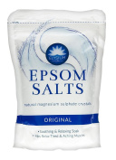 TWELVE PACKS of Elysium Spa Epsom Salts Original 450g