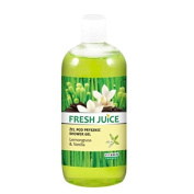 Fresh Juice Shower gel Lemongrass and Vanilla extracts 500ml