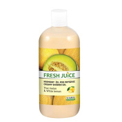 Fresh Juice Creamy shower gel Thai Melon and White lemon extracts 500ml
