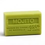 French Soap, Traditional Savon de Marseille - Mojito 125g
