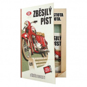 Gift pack for men - Zbesily pist - motorcycle.Original Pure Natural