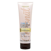SIX PACKS of Creightons Creme de Coconut & Keratin Nourishing Conditioner 250ml