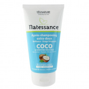 Natessance Extra-Gentle Conditioner Coconut and Botanical Keratin 150ml