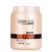 Stapiz Repair Hair Mask with Silk Protein Sleek Line Repair and Shine 1000ml