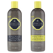 Hask Charcoal Purifying Shampoo & Conditioner
