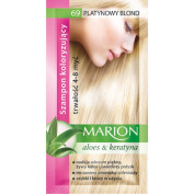 Marion Hair Colour Shampoo in Sachet Lasting 4-8 Washes - 69 - Platinum Blonde