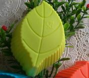 Honeysuck DIY Silicone Leaf-shaped Food Baking Cake Mould Tool Cake Mould