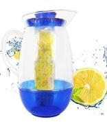 Fruit Infuser Water Health Sport Juice Maker Jug Pitcher Flavoured Drink