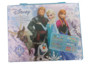 Disney Frozen Disney Frozen Arts and neiges- Colouring Case 51pièces
