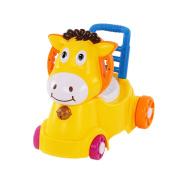 Goolsky 3 in 1 Unisex Baby Toilet Potty Pony Walker Music Trolley for Children Baby