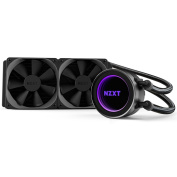 NZXT Kraken X52 All in one Liquid Cooler 240MM RGB
