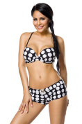SAMEGAME Push-Up Bikini-Set for Women