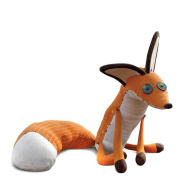 ODN The Little Prince Fox Plush Dolls 40cm stuffed animal plush education toys for baby kids