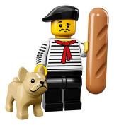 Lego Minifigures Series 17 - #9 CONNOISSEUR Minifigure - (Bagged) 71018