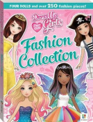 Dress-up Girls Paper Dolls Fashion Collection