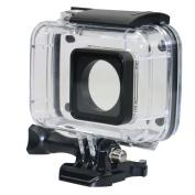 Rhodesy Xiaomi Yi 4K/4K+ Waterproof Protective Case with Quick Release Buckle for Xiaomi Yi 4K/4K+ Action Camera 2 Black
