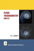 Plane Trigonometry: Part 2
